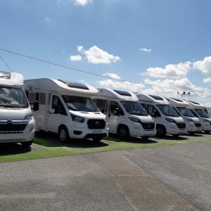Camping cars Neufs